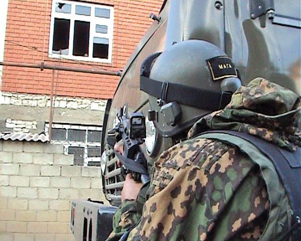 В Нальчике уничтожена группа боевиков