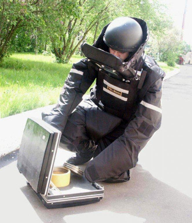 В Дагестане найден схрон с двумя СВУ (самодельных взрывных устройства)