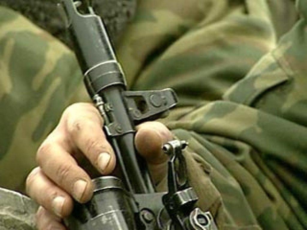 В боестолкновении в Чечне ранен полицейский
