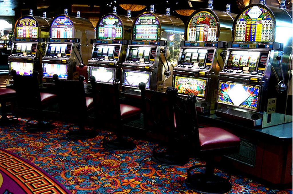 игровые автоматы предоставляют возможность выиграть