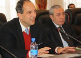 Австрийская делегация побывала в Чечне